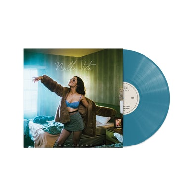 Grayscale Nella Vita Vinyl - Translucent Sea Blue
