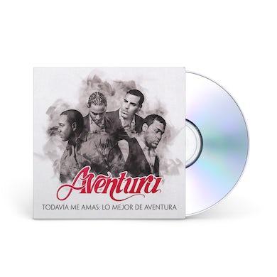 Todavía Me Amas: Lo Mejor de Aventura CD