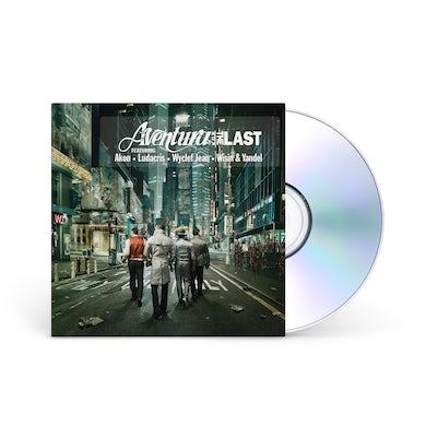Aventura The Last CD