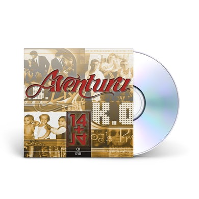 Aventura 14 Plus 14 CD/DVD