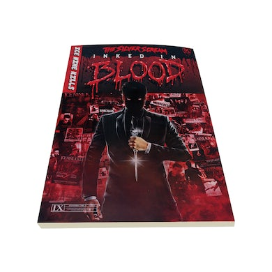 Ice Nine Kills: Inked in Blood Graphic Novel - The Standard Edition (Hardcover)
