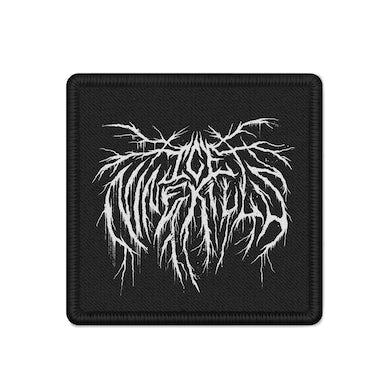 ICE NINE KILLS INK Black Metal Patch