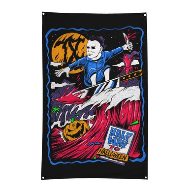 Mr. Sandman Wall Flag