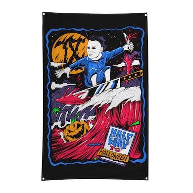 ICE NINE KILLS Mr. Sandman Wall Flag