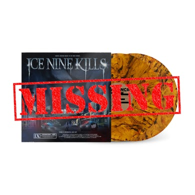 """ICE NINE KILLS The Silver Scream 2: Welcome To Horrorwood (Standard Edition) """"Honey-Hooked"""" Variant LP - SOLD OUT (Vinyl)"""