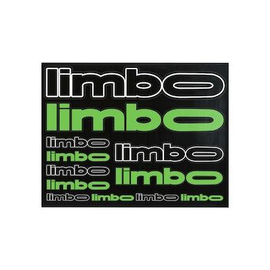 Aminé limbo Sticker Sheet