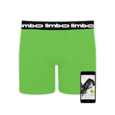 Aminé limbo Green Boxer Briefs + Album Download