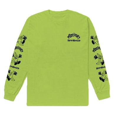 Aminé Limbo x Verdy Light Green Long Sleeve