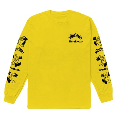 Aminé Limbo x Verdy Yellow Longsleeve