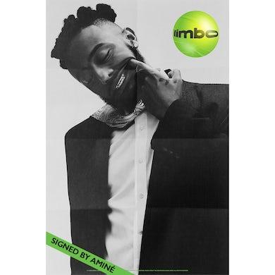 Aminé Signed Album Poster