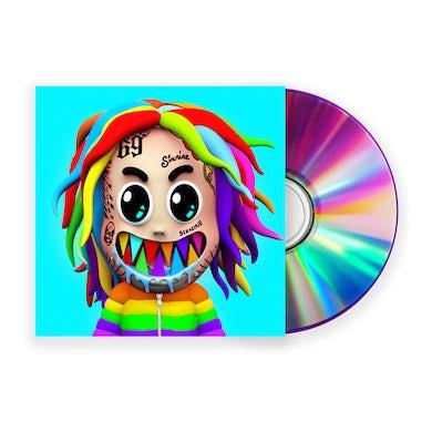 6ix9ine LIMITED EDITION GOOBA CD SINGLE