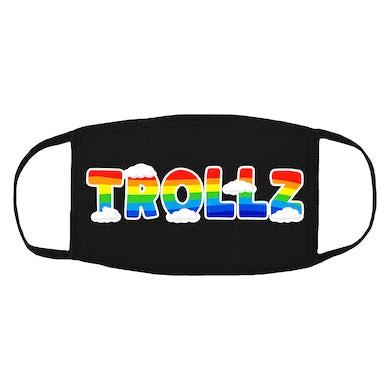 6ix9ine Trollz Text Facemask