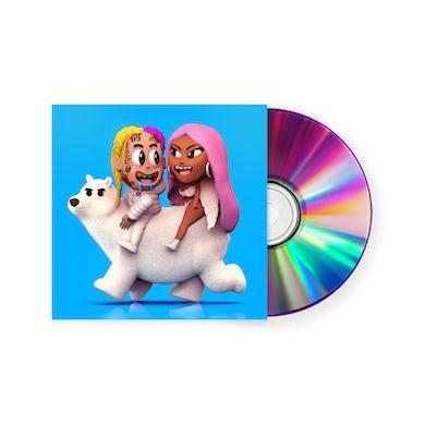 6ix9ine TROLLZ - CD (Alternative Cover)