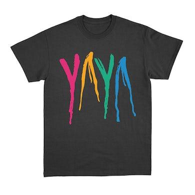 6ix9ine Yaya Black T-Shirt
