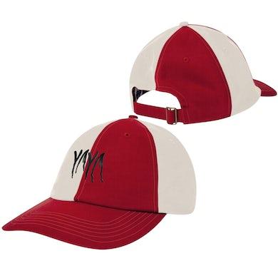 6ix9ine Yaya Hat (Red & White)