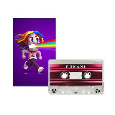 6ix9ine Punani Cassette (Explicit)