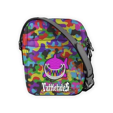 6ix9ine TattleTales Camo Side Bag