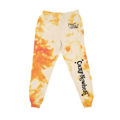 Peach Tree Rascals Camp Nowhere Dyed Joggers