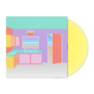 Surfaces Where the Light Is Vinyl LP - Yellow