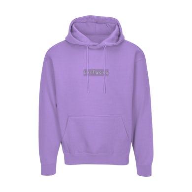 Surfaces Monochrome Hoodie - Purple