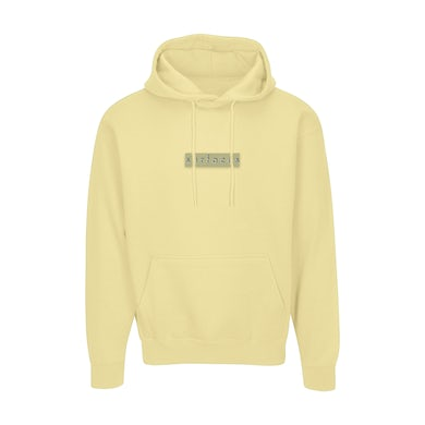 Surfaces Monochrome Hoodie - Yellow