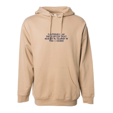 Table of Context Embroidered Hoodie