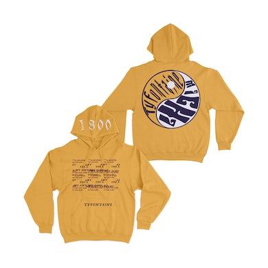 WATS Hoodie - Yellow