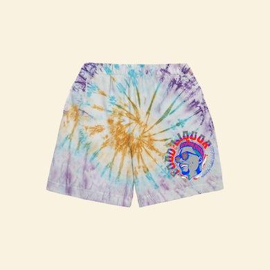 s Food & Liquor 60's Dyed Shorts