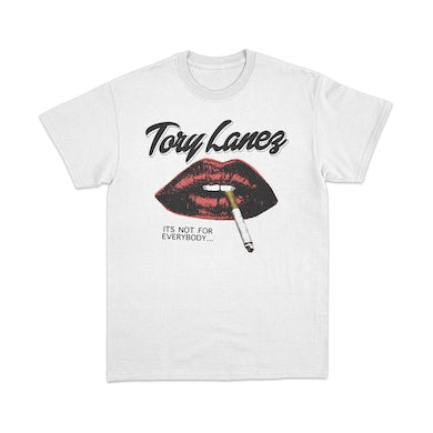 Tory Lanez Not For Everybody White T-Shirt