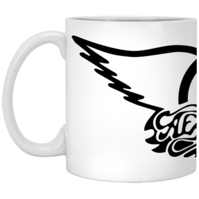 Aerosmith Wings Mug