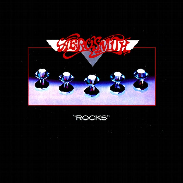 "Aerosmith Rocks 12"" LP (Vinyl)"