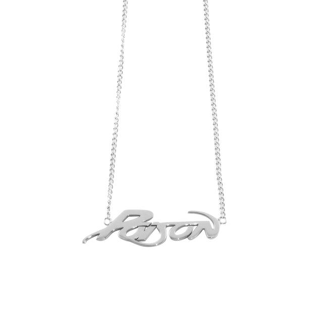 Poison Necklace