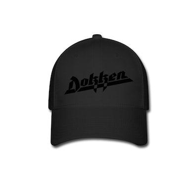 Dokken Black on Black (baseball cap)