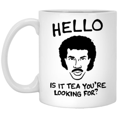 Lionel Richie Is It Tea You're Lookin' For? (mug)