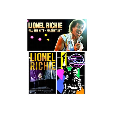Lionel Richie All The Hits (Magnet Set)