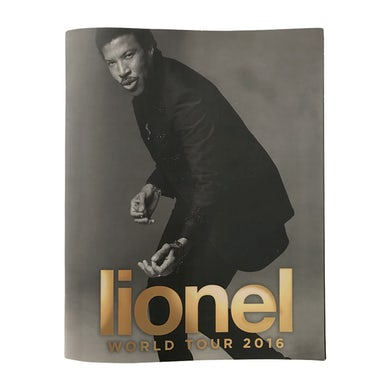 Lionel Richie Program