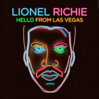 Lionel Richie Hello From Las Vegas Deluxe 2LP Vinyl Album + Digital Download