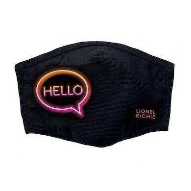 Lionel Richie Hello Bubble Face Mask