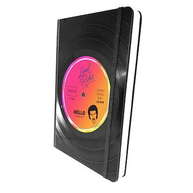 Lionel Richie Lionel Vinyl Notebook