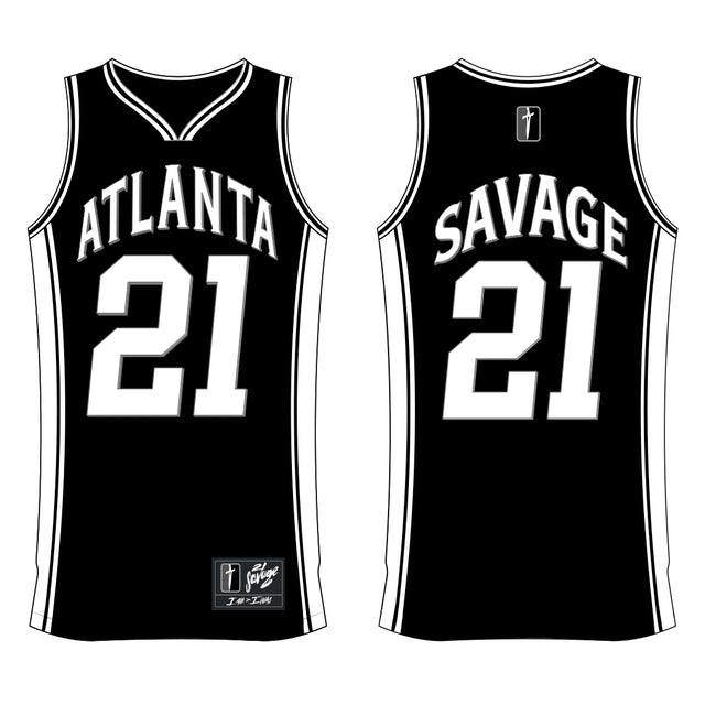 21 Savage BALL WITHOUT YOU (jersey)