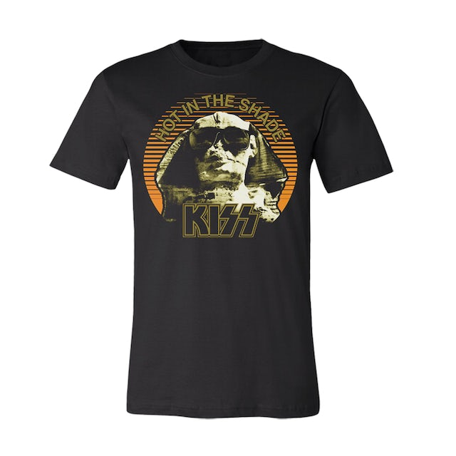 Kiss Hot in the Shade T-Shirt
