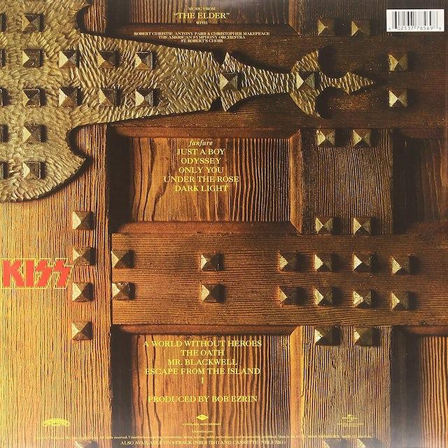Kiss Music From The Elder LP (Vinyl)