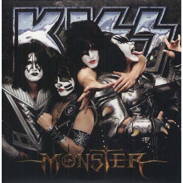 Kiss Monster LP (Vinyl)
