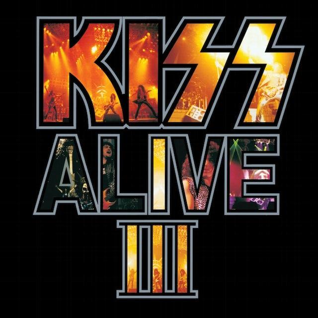 Kiss Alive III 2LP (Vinyl)