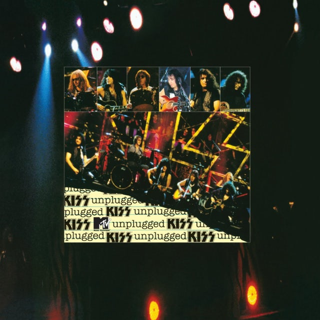 Kiss MTV Unplugged 2LP (Vinyl)
