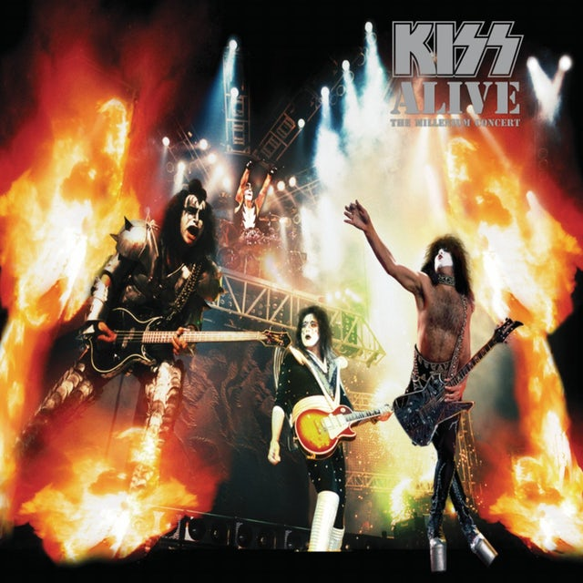 Kiss Alive! The Millennium Concert 2LP (Vinyl)
