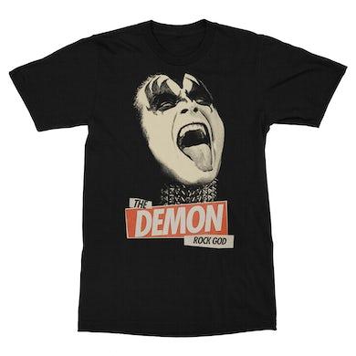 Kiss Demon Rock God T-Shirt