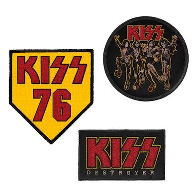 Kiss Destroyer Patch Set