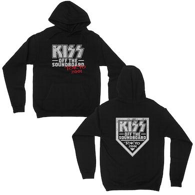 Kiss Japan 2001 Hoodie