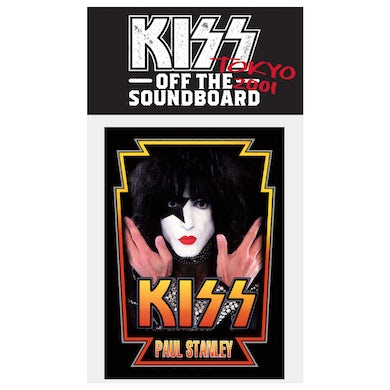 Kiss Off the Soundboard Trading Cards